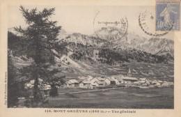 CPA - Mont Genèvre - Vue Générale - France