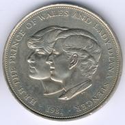 Großbritannien, 25 Pence 1981, K.M. #925, Vz - 1971-… : Monnaies Décimales