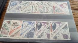 LOT 329182 TIMBRE DE MONACO NEUF**  N°453 A 472 VALEUR 150 EUROS