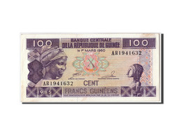 Guinea, 100 Francs, 1985, KM:30a, 1960-03-01, SUP+ - Guinée