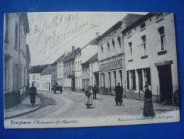 DIEGHEM : Chaussée De HAECHT En 1906 - Diegem