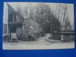 DIEGHEM : Paysage En 1911 - Diegem