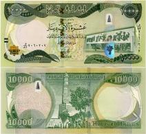 IRAQ       10,000 Dinars       P-101       2013 / AH1435       UNC  [ 10000 ] - Iraq