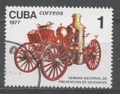 Cuba 1977. Scott #2144 (U) The Prevention Week * - Cuba