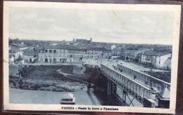 FAENZA PONTE IN FERRO E PANORAMA ED. A.ALBINETTI FAENZA N.V.