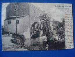 CRAINHEM : Le Moulin En 1902 - Kraainem