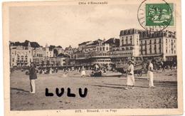 DEPT 35 : Dinard , La Plage
