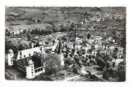 SAINT-CIRGUES (cpsm 63)  Vue Aérienne De St-cirgues Et Panorama Sur Chidrac -    - L 1