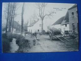 CRAINHEM : Un Coin Du Village En 1906 - Kraainem