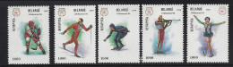 MINT STAMPS  -  WINTER OLYMPIC GAMES LILLEHAMMER -  1994  -  BELARUS  ** / MNH  ---