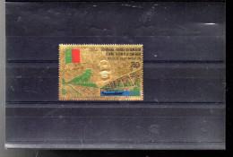 CAMEROUN A 191** EN OR SUR LA ROUTE DE LA REUNIFICATION