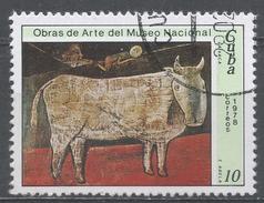 Cuba 1978. Scott #2178 (U) Painting, The Cow, By E. Abela * - Cuba