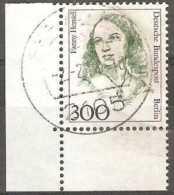 West Berlin - 1989  Fanny Hensel 300pf Used  Sc 9N530 - [5] Berlino