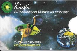 Card Safe Box: Kiwi - Telefonkarten