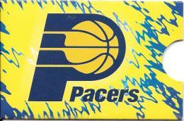 Card Safe Box: NBA Pacers - Telefonkarten