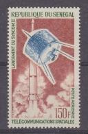 Senegal 1964 Space 1v ** Mnh (33129)
