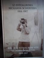 Croatia Pola Istria Istra Schuster 1914 1918 War Artillery Book 534 Unique Photos German Croatian Language Airplane - Croatia