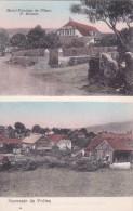 CPA SUISSE @ Canton Berne @ PRELES En 1905 : HOTEL Pension De L'OURS F. Brandt @ Près Du Lac De Bielersee Et De Bienne - BE Berne