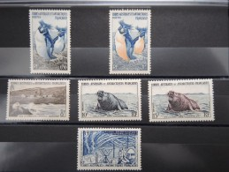 TAAF - Plaquette De Bonnes Valeurs ** - 19529 - Terres Australes Et Antarctiques Françaises (TAAF)