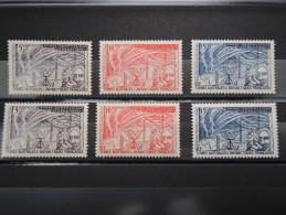 TAAF - Plaquette De Bonnes Valeurs ** N° 8,9 Et 10 X 2 Ex - 19531 - Terres Australes Et Antarctiques Françaises (TAAF)