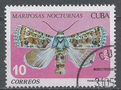 Cuba 1979. Scott #2259 (U) Butterfly, Heterochroma * - Cuba