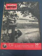 Notre Métier 1951 304 Le Pont De Burnhaupt CIWL Malle Des Indes - Journaux - Quotidiens