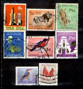 Africa-del-Sud-0045 - Valori Emessi Negli Anni 1961-1964 (o) Obliterated - Privo Di Difetti Occulti.