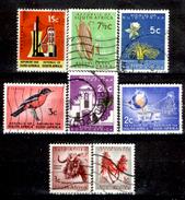 Africa-del-Sud-0046 - Valori Emessi Negli Anni 1961-1964 (o) Obliterated - Privo Di Difetti Occulti.