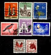 Africa-del-Sud-0047 - Valori Emessi Negli Anni 1961-1964 (o) Obliterated - Privo Di Difetti Occulti.