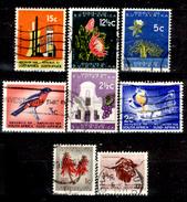 Africa-del-Sud-0048 - Valori Emessi Negli Anni 1961-1964 (o) Obliterated - Privo Di Difetti Occulti.