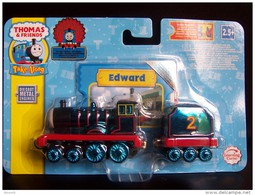 Metallic Edward ~ Limited Edition ~ Thomas The Tank Engine Range ~ BNIP - Toy Memorabilia