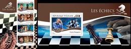 Togo 2014, Chess I, 4val In BF +BF