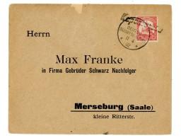 """""""Kapenousseu"""" (schw.Grotesk-L 1, 40 Mm)) + Wanderstempel """"11.4.02"""" Auf Pracht-Bedarfs-Firmenbrief (oben Kl...."""
