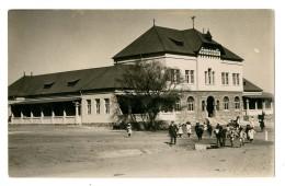 Schule In Windhuk, Original Fotopostkarte *