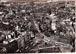 Lille  Rue Faidherbe  En Avion Au Dessus De...    Cpsm Format 10-15 - Lille