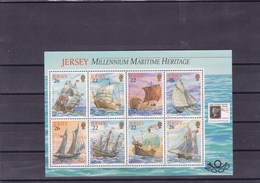 JERSEY : Patrimoine Maritime : Y&T  : BF 29** - Jersey