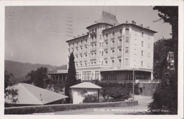 S. MARGHERITA LIGURE  - HOTEL EDEN VG AUTENTICA 100% - Genova