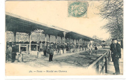 PARIS- Le Marché Aux Chevaux - Markets