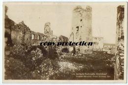 Spisske Podhradie, Kirchdrauf, Szepes Varalza, Hrad, Schloss, Alte Foto Ansichtskarte 1935 - Tchéquie