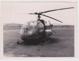 Photo  Hélicoptère Militaire - Guerra, Militari