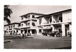 Cpsm#  Bangui#centre Commercial#pharmacie#traction - Ansichtskarten
