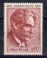 Monaco   Albert Schweitzer