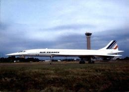 FRANCE – Lot De 10 CPA Thème Concorde – A Voir – N° 20470 - 1946-....: Moderne