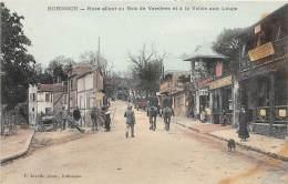 92 - HAUTS DE SEINE - Robinson - Rues Allant Au Bois De Verrières - France