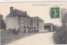 PAIMPONT (Fôret De....) :L'Ecole De Beauvais - Paimpont