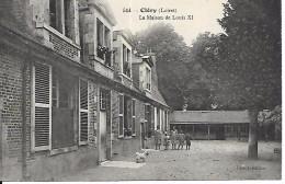 Cléry (Loiret) - La Maison De Louis XI (1740) - Other Municipalities