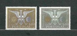 PORTUGAL 1959 - Millenario E Bicentenario Fondazione Di Averio - 2v - MNH - Yvert PT 857-858 - 1910 - ... Repubblica