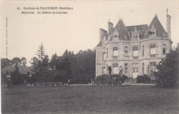 MALESTROIT (Environs De...) - MIssiriac : Château De Lourmes - Malestroit