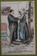 Illustrée Par A.P. JARRY.....Série De 12 Cartes Gauloiseries Françaises - Scènes De Couples... - Humour