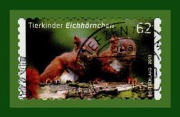 """.2015 Deutschland BRD Bund Mi.-Nr. 3129 Gestempelt """"Wildes Deutschland""""  #(A398) - BRD"""